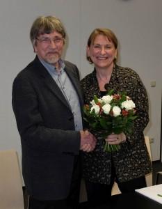 Herbert Kubicek und Barbara Lison